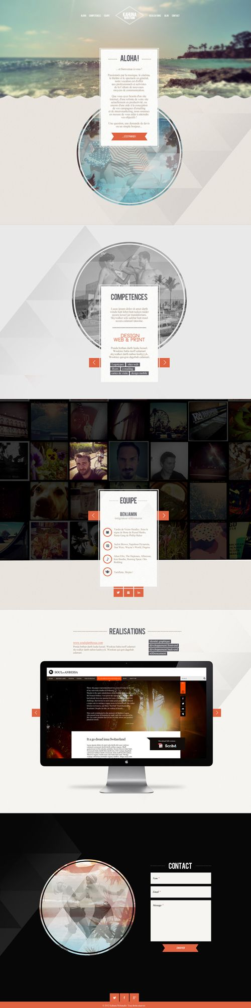 | #webdesign #it #web #design #layout #userinterface #website #webdesign < repinned by www.BlickeDeeler.de