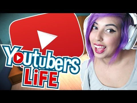 ACCURATE YOUTUBE SIMULATOR | YouTubers Life #1 - YouTube
