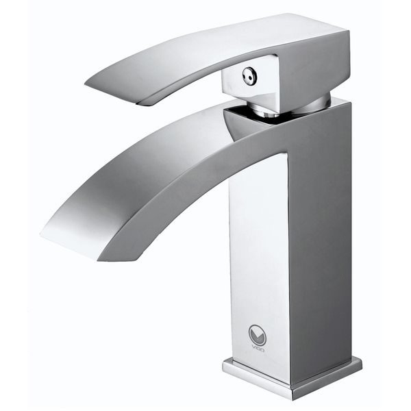 Bathroom Sink Faucets   Single Hole For Undermount Sink Vigo Modern Single  Hole Faucet In Faucets