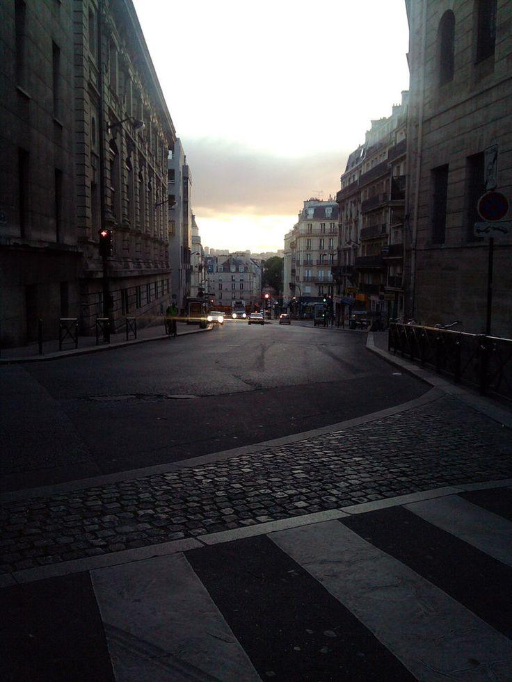 Parisian morning