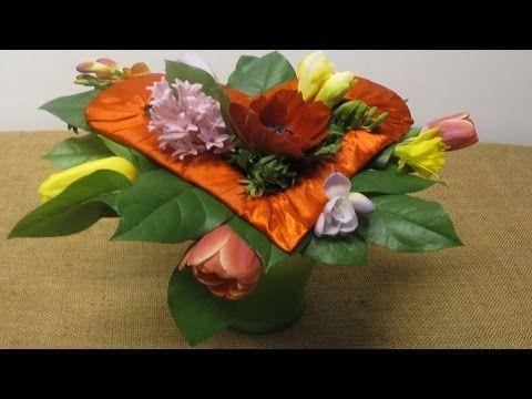 DIY Valentinstag Blumenstrauß ❁ Deko Ideen mit Flora- Shop | flora-shop.eu
