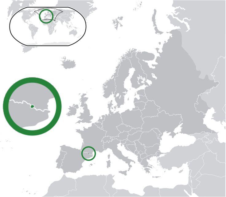 Location Andorra Europe ◆アンドラ - Wikipedia http://ja.wikipedia.org/wiki/%E3%82%A2%E3%83%B3%E3%83%89%E3%83%A9 #Andorra