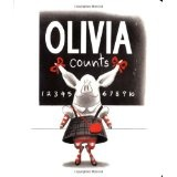 Olivia Counts (Board book)  http://www.a-babies.info