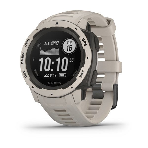 Garmin Instinct Rugged Gps Watch Built To Withstand The Toughest