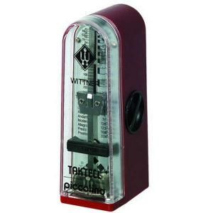 Wittner Metronome Piccolino Ruby Red 890141