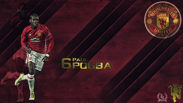 Paul Pogba by PanosEnglish.deviantart.com on @DeviantArt
