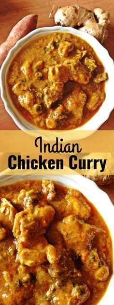 Indian Chicken Curry Recipe More
