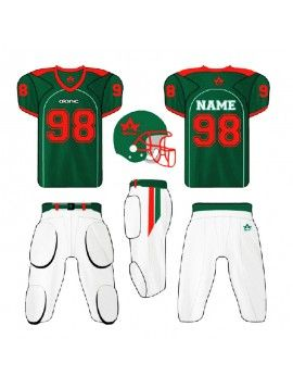 #american #football #team #wear  #manufacturing  @alanic