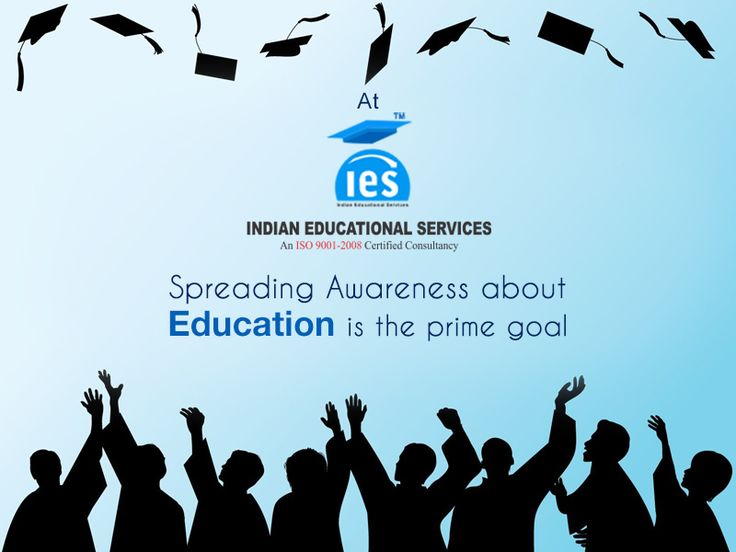 At IES, spreading Awareness about Education is the prime goal