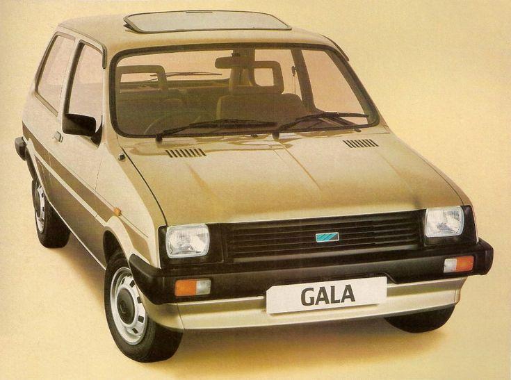 1983 Austin Rover Metro Gala Special .Edition