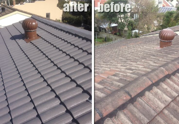 Project location bondi junction project type re roofing for Type of roof tiles