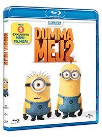 Recension av Dumma Mej 2. Animerat av Pierre Coffin & Chris Renaud med Steve Carrell, Kristen Wiig, Russell Brand, Miranda Cosgrove och Benjamin Bratt.