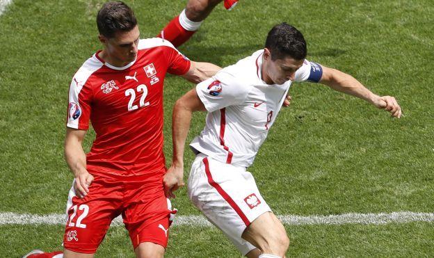 Portugal vs. Polonia por Eurocopa Francia 2016.
