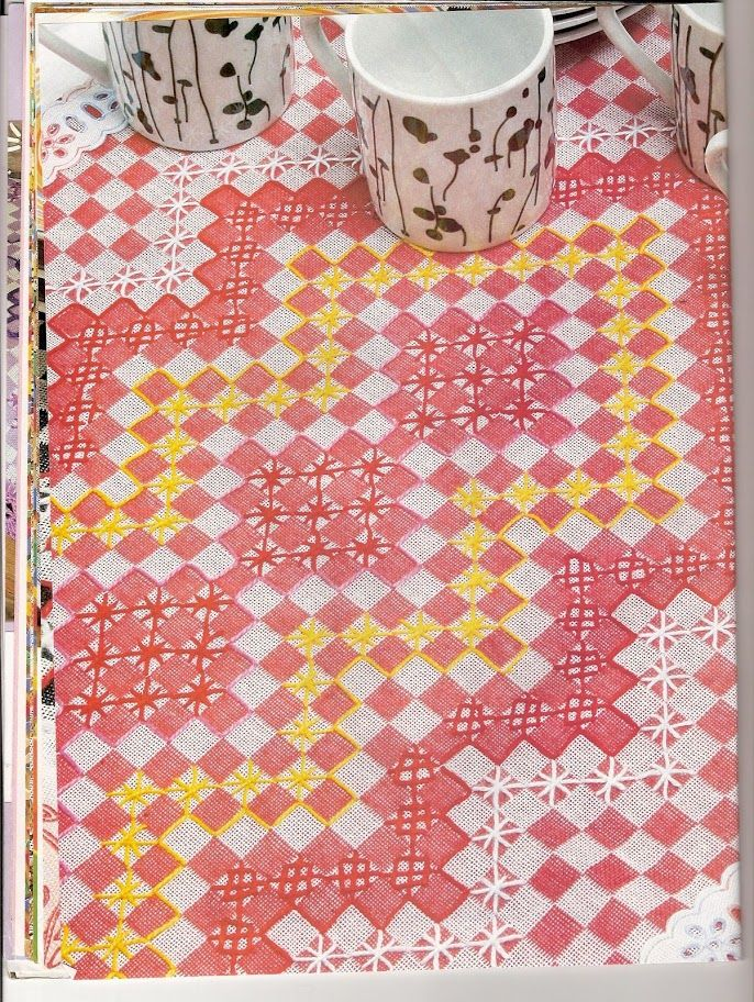 Trabalhos em tecido xadrez n° 7 - margareth mi3 - Picasa Web Albums