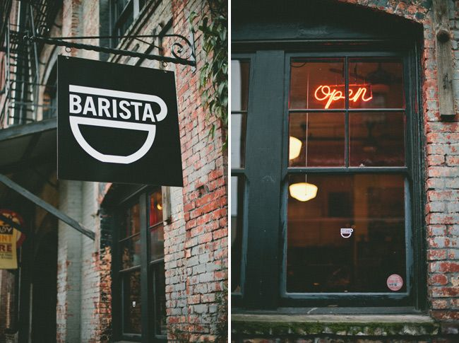 'Barista (Pearl)' by Endlessly Enraptured #endlesslyenraptured #coffee #portland