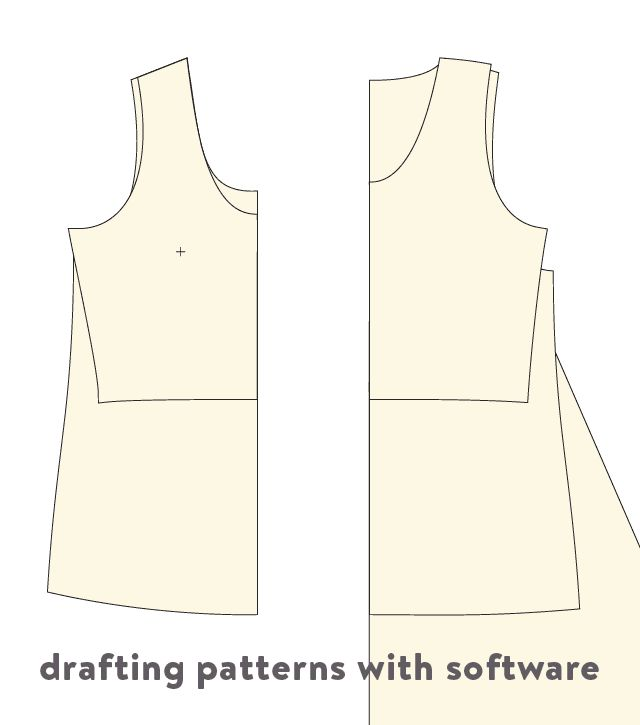 Pattern Drafting Software | Cloth Habit