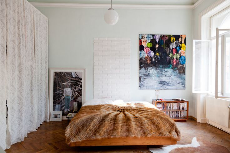 Petar Petrov — Fashion Designer, Apartment & Studio, Mariahilf, Vienna.