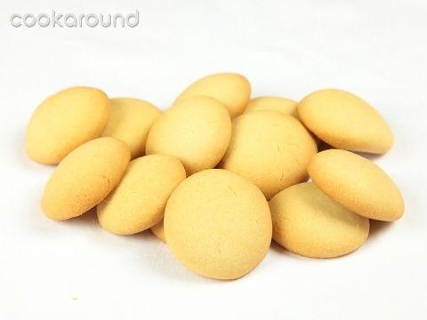 Biscotti al burro: Ricette Dolci | Cookaround