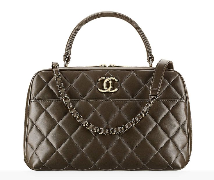 Chanel Bowling Bag