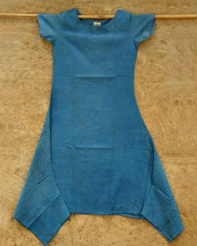 #Chhapa  #purecotton #gaatha #handmade #indigo #gray #crack #blockprinted #dress #comfortable #soft #sustainablefashion