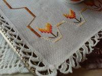 Crochê, tricô, patchwork e artesanato - Crochê, etc. e tal: PONTO RETO...