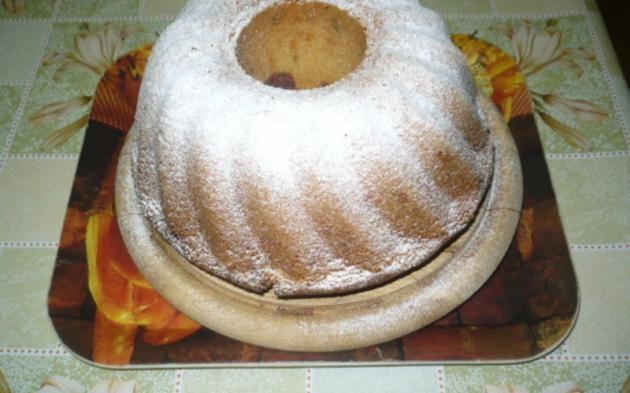 Bábovka z Mila řezů » Pečení je radost