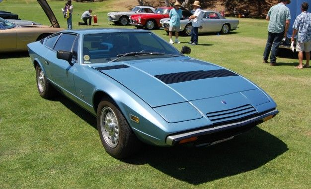 Maserati Khamsin 1974.