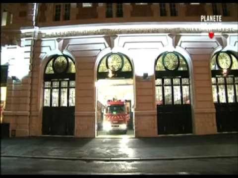 Reportage Sapeurs-Pompiers de Paris