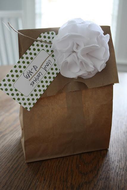 packaging for cookie swap