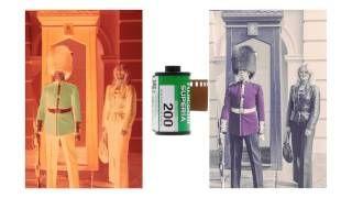 Farger i InDesign – YouTube