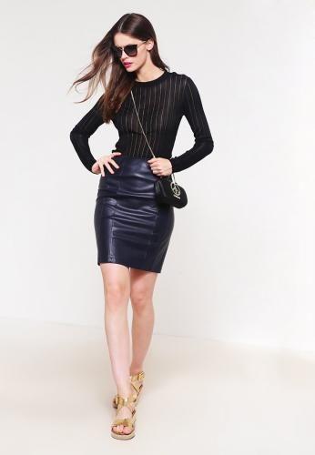 #Patrizia pepe minigonna dress blue Blu scuro  ad Euro 150.00 in #Patrizia pepe #Donna premium abbigliamento