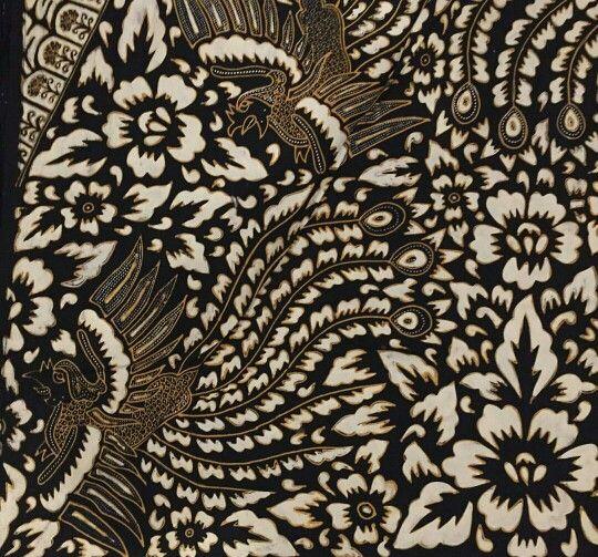 Batik sawunggaling dari Iwan Tirta