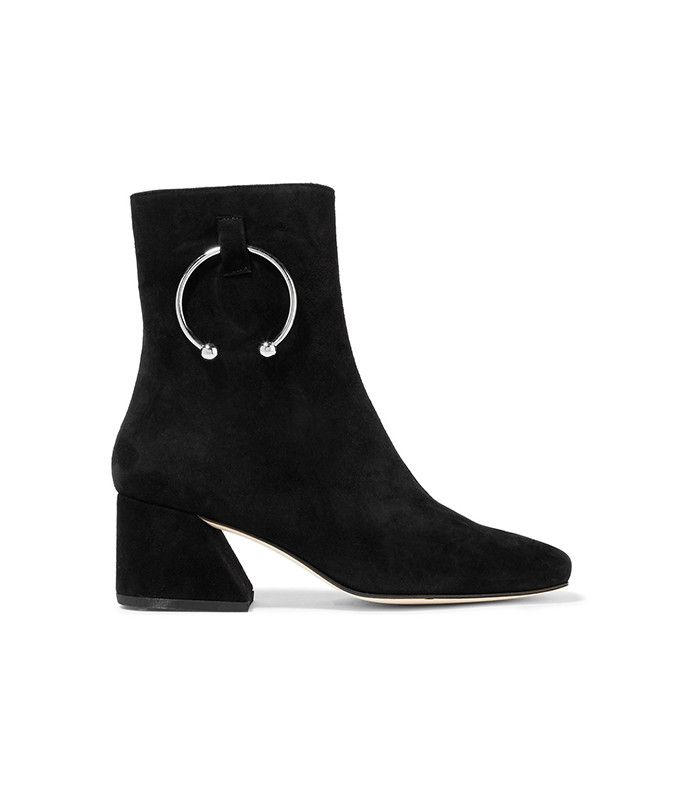 The One Ankle Boot Style You Should Stop Wearing in 2017 via @WhoWhatWearUK