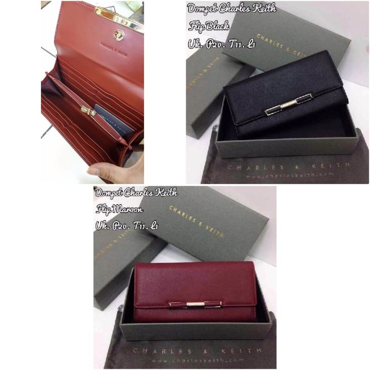 Dompet Charles and Keith Ori 7104 20x11 190rb