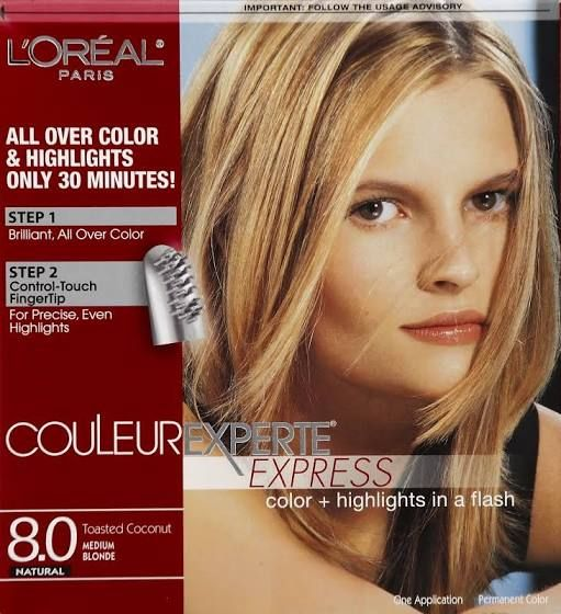 best professional hair color brand