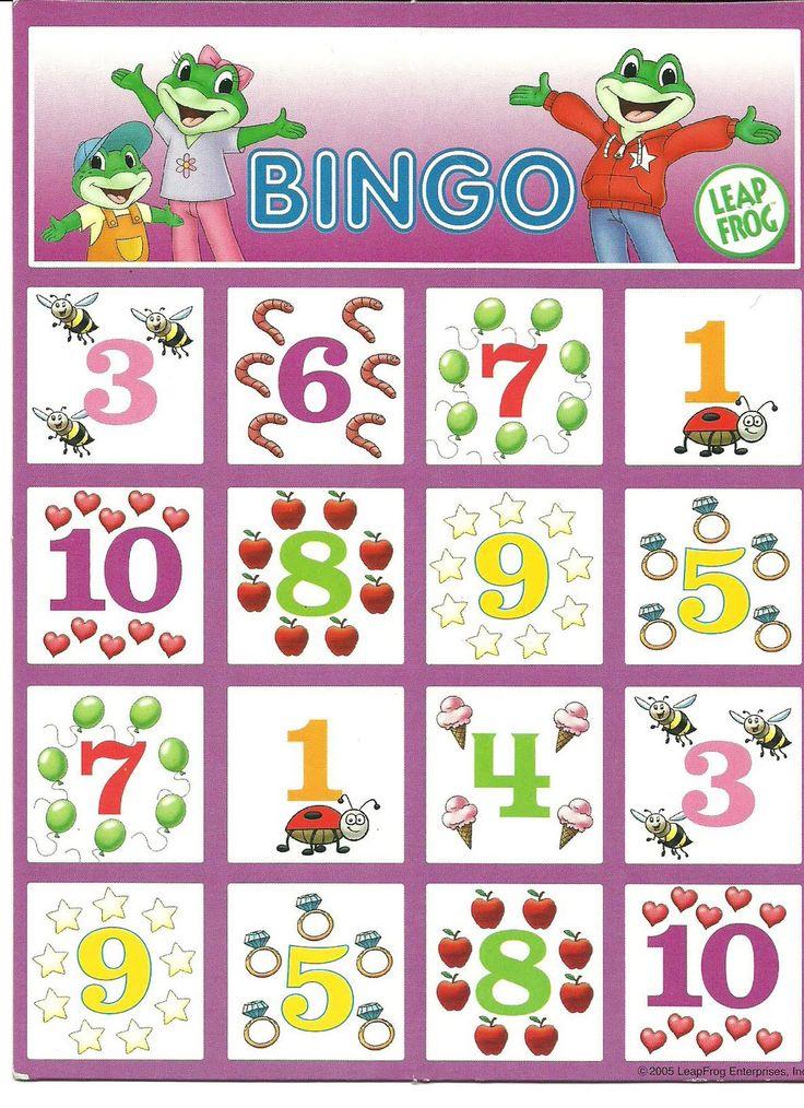 * Bingo cijfer! 1-4