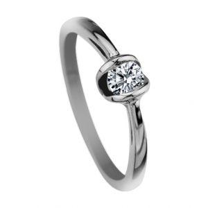 Inel de logodna cu diamant DR260-7W-025J216