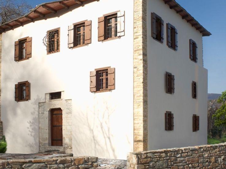 Mountain Secret – Παραδοσιακοί Ξενώνες στην Ελλάδα και την Κύπρο