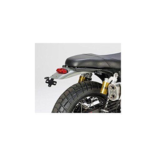 """Rear mudguard LSL Extreme Triumph Scrambler/Bonneville 19""""_ CAFE RACER _ Vintage"""