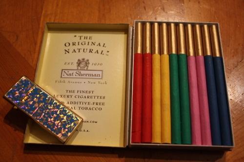 Cheap Cigarettes: Cheap Cigarettes Nat Sherman Fantasia