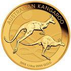 ☼ø 2018-P Australia 1/4 oz Gold Kangaroo $#25 Coin GEM BU #SKU49070 Available 4U http://ebay.to/2AdiULa