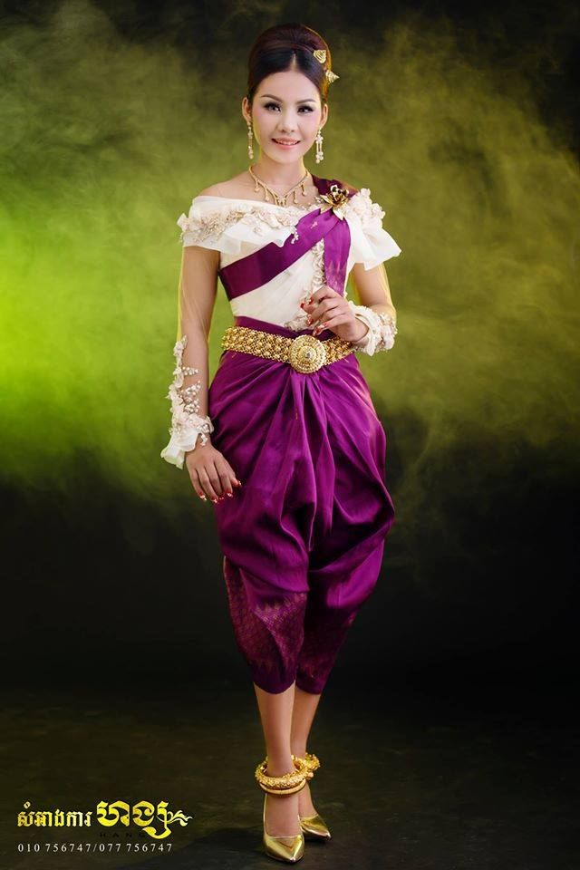 318 Best Khmer Thai Traditional Clothing Images On