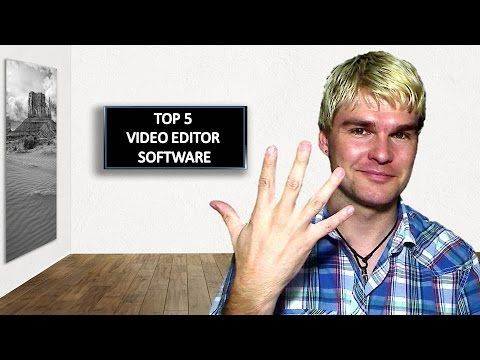 Awesome Video Editor Software Meine Top Programme KOSTENLOS FREE