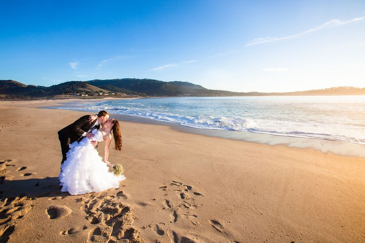 Enjoy a beautiful wedding in monterey, carmel or Pebble Beach with one of our all inclusive packages.