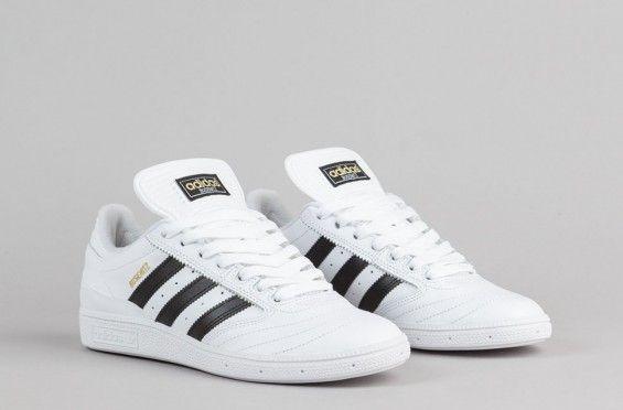 Two White Colorways Appear On The adidas Busenitz http://SneakersCartel.com #sneakers #shoes #kicks #jordan #lebron #nba #nike #adidas #reebok #airjordan #sneakerhead #fashion #sneakerscartel
