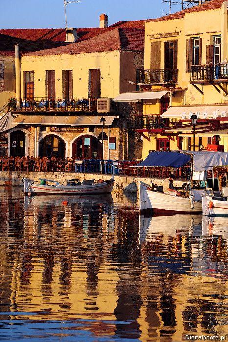 Grecja, Kreta, Rethymnon