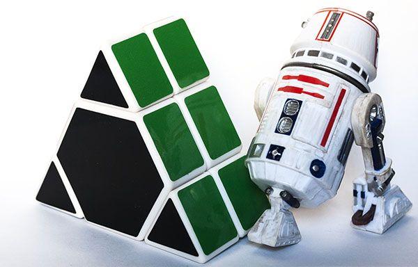 Solución Rubik: Gimmick 2-Layers Gimmick rubik tutorial solución G...