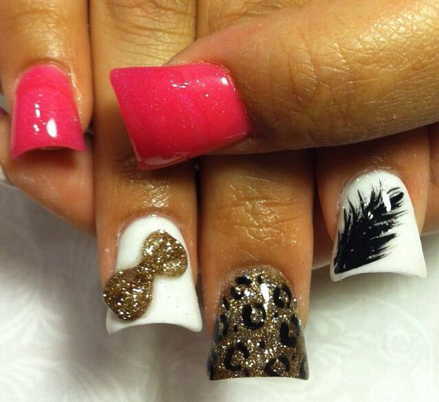 25 best ideas about vip nails on pinterest zebra nails for Acrylic nails salon