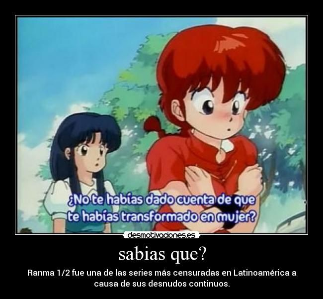 Ranma 1 2 Ending: 23 Best Images About RANMA 1/2 E INUYASHA :) On Pinterest