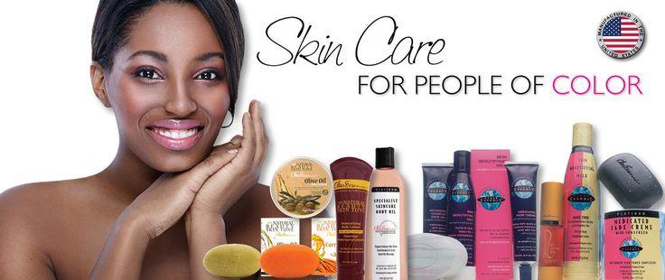 Natural Skin Care Products | Ethnic Skin Care | Black Skin Care | Asian Skin Care | Cuidado de la Piel